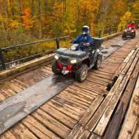ATV Rentals Are Back at McQuoid's!