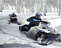 Let's Get Ready to Snowmobile!