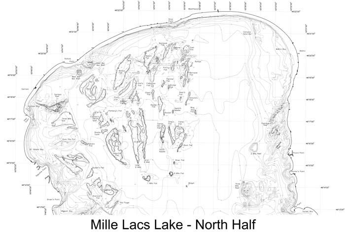 Lake mille lacs mcquiod 39 s inn for Mille lacs lake fishing