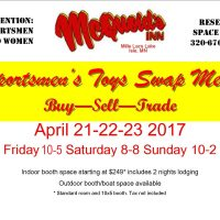 Sportsman's Toys Swap Meet
