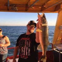 McQuoid's Inn and The Fallen Outdoors Mille Lacs Launch Outing