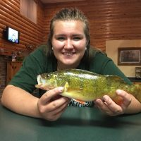 Fishing is great at McQuoid's on Lake Mille Lacs!