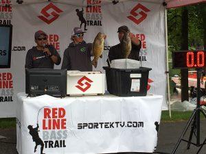 Redline Bass Tournament #3