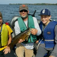 Mille Lacs Fishing Report