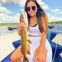 Cooler waters with warmer fishing