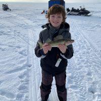 Slow Ice, Fast Fishing