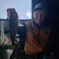No Cold feet for Mille Lacs fish